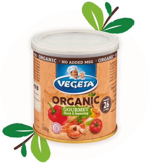 Vegeta Organic product